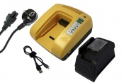 Power Tools Battery Charger for MAKITA 194204-5, 194205-3, 194309-1, BL1815, BL1830, BL1835, LXT400, BL1840, XRU02Z
